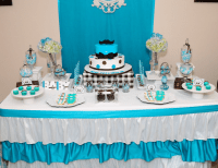 "Little Man Mustache Bash / Baby Shower ""Bowtie and"