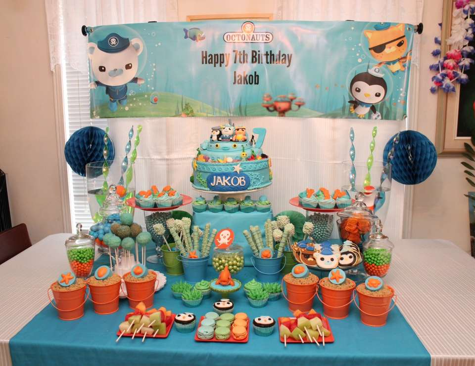 Octonauts Under The Sea Birthday Quot Jakob S Octonauts