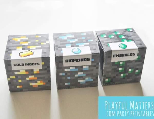 minecraft printable blocks # 31