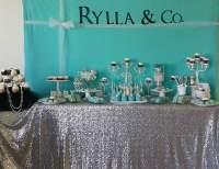 "Tiffany & Co. / Baby Shower ""Rylla & Co. Baby Shower ..."