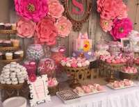 """Floral baby shower / Baby Shower """"Floral Baby Shower Candy ..."""