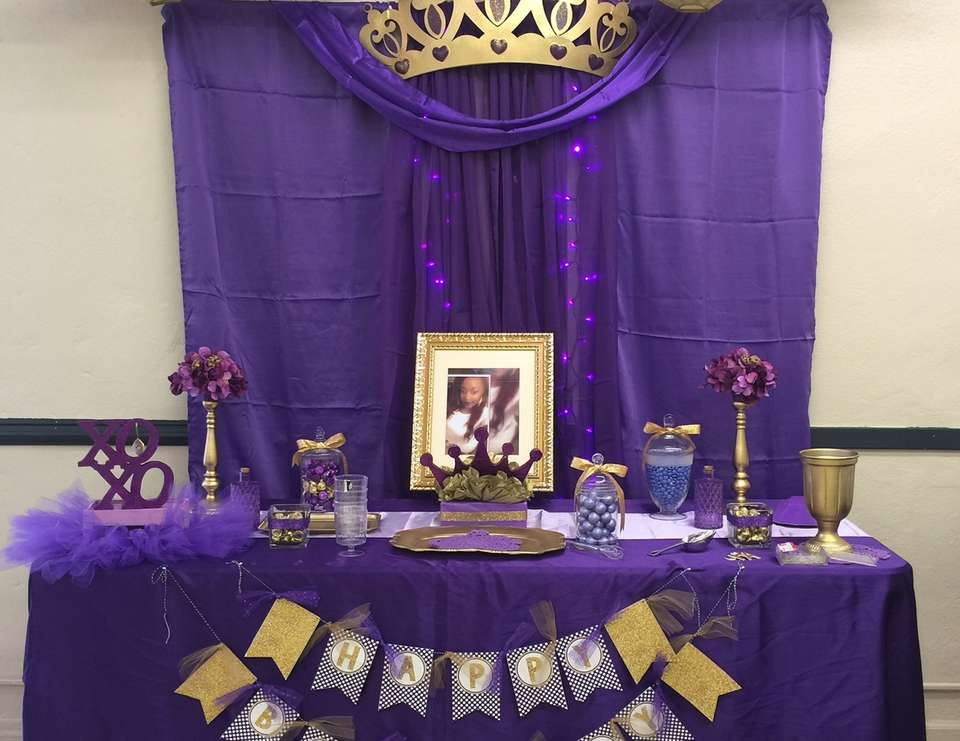 "Royal Queen / Birthday ""Queen Shay"