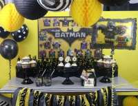 "LEGO Batman / Birthday ""LEGO Batman Movie party"" 