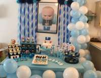 "Boss baby / Birthday ""Shawhas awesome 1st birthday party ..."