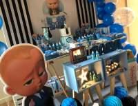 "Baby Boss / Birthday ""Baby boss 1st birthday party ..."