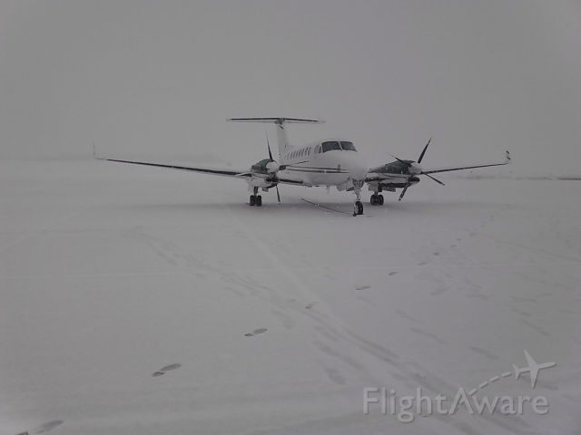 Photo of Beechcraft Super King (N631SC) FlightAware
