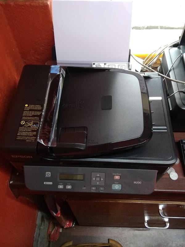 Driver Printer Epson M200 : driver, printer, epson, EcoTank, Multifunction, Printer, Printers, Epson, India