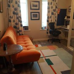Next Quentin Sofa Bed Review Keegan 90 Fabric Kota Charcoal 3 Seater Buy Now At Habitat Uk Photo 1