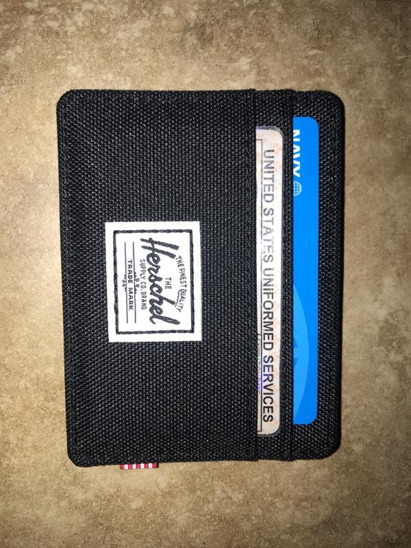 charlie wallet herschel supply company