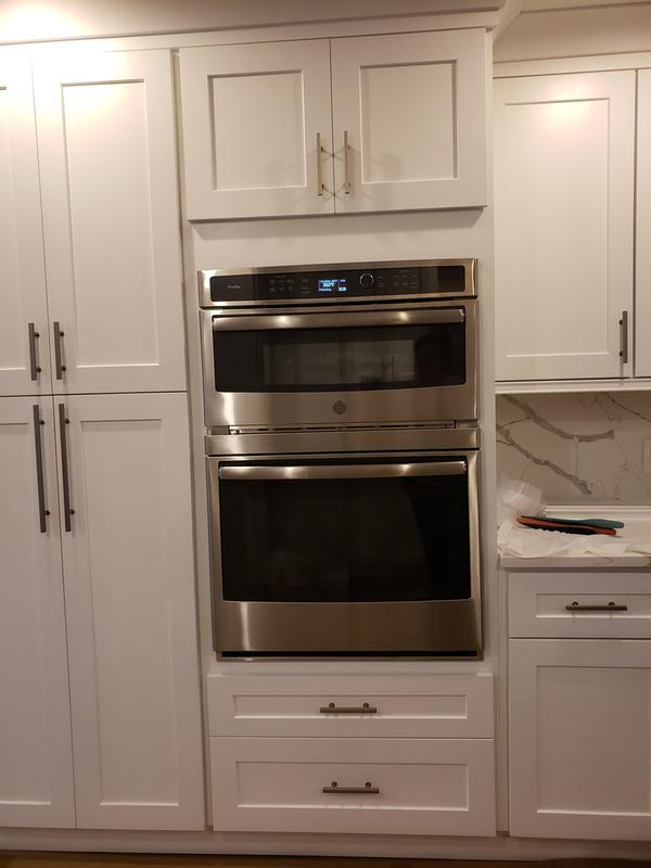 ge profile series 30 built in wall oven