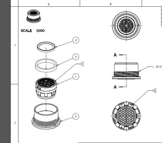 Delta Kitchen Faucet Parts Diagram Together With Delta Bathroom Faucet