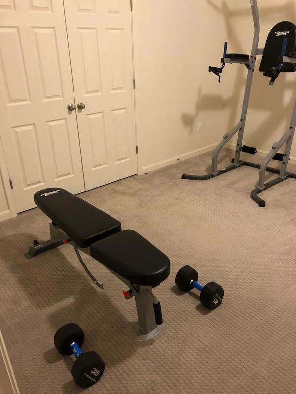 Selling a lightly used Fitness Gear PRO UB600 Utility FID... - OfferUp