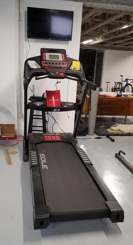 Sole F63 Treadmill For Sale Craigslist : treadmill, craigslist, Treadmill, Curbside, Pickup, DICK'S