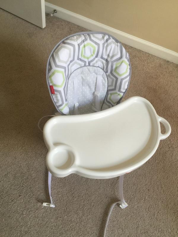 fisher price high chair seat aluminum restaurant chairs spacesaver flower pot bgb26 originally posted on geo meadow