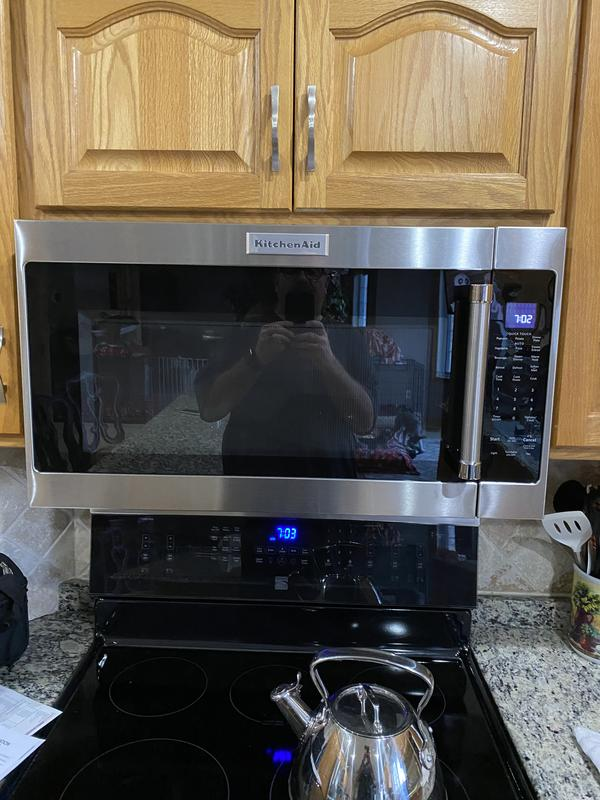 30 1000 watt microwave hood combination