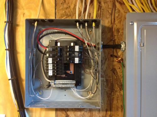 Wiring Diagram For Square D Load Center – The Wiring Diagram