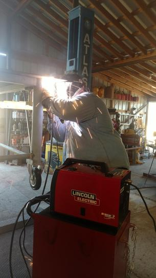 Lincoln Electric Weld Pak 180hd Wire Feed Welder Home Depot Canada