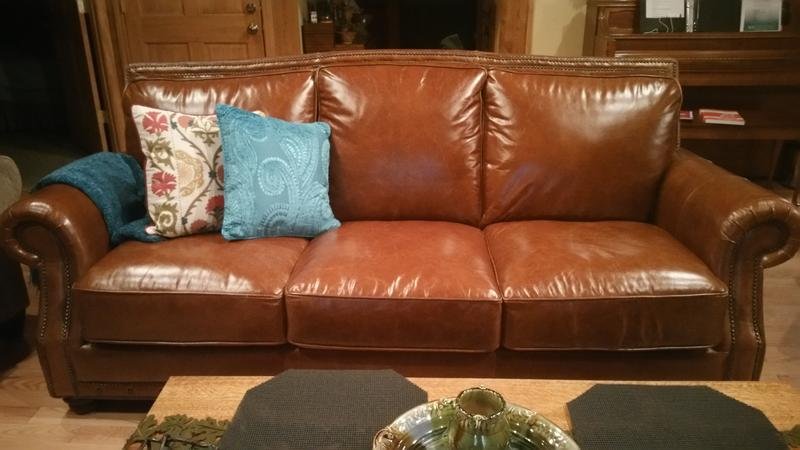 ashley leather sofa review small brown bed havertys sofa. cheap best sleeper fancy ...