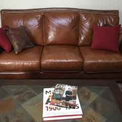 Havertys Furniture Leather Sofas Feather And Down Filled Cagney Sofa Extraordinary Living Room Tips From ...