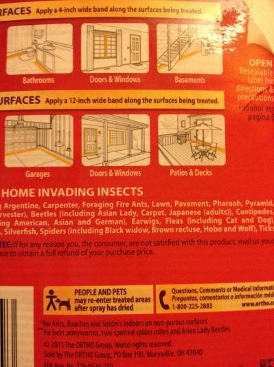 Ortho Home Defense Label : ortho, defense, label, Ortho, Defense, Label, Pensandpieces