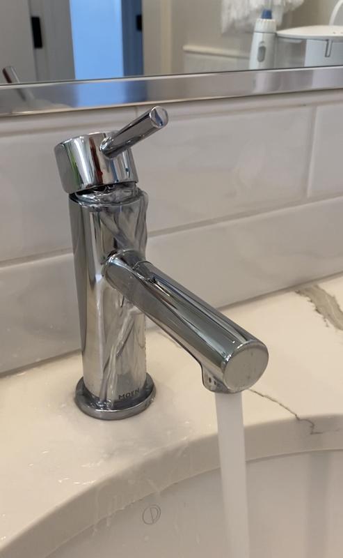 moen align bathroom faucet 1 handle
