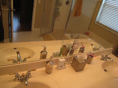monticello chrome two handle low arc roman tub faucet