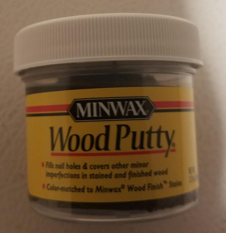 Minwax Wood Finish Ebony 2718 Sds