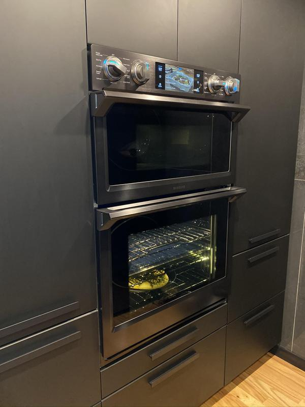 samsung wall oven with microwave oven 30 stainless steel