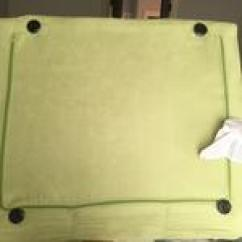 Your Zone Flip Chair Green Glaze High Covers Target Chair, Available In Multiple Colors - Walmart.com
