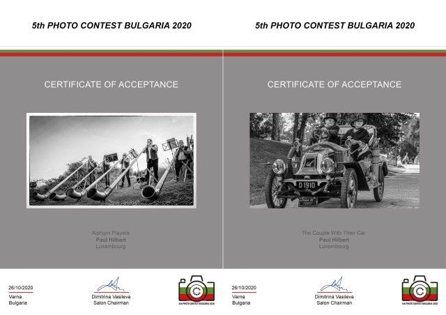 PHOTO CONTEST BULGARIA 2020