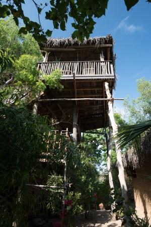 Baumhaus im Cinebar Resort