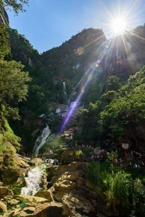 Wasserfälle in Ella