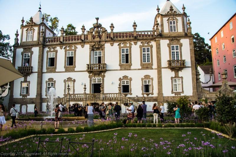 Palacio do Freixo, Porto, Portugal