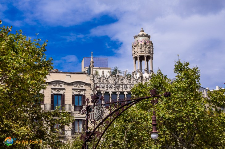 La Rotonda, Barcelona