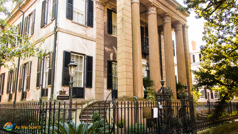 Harper Fowlkes House, Savannah