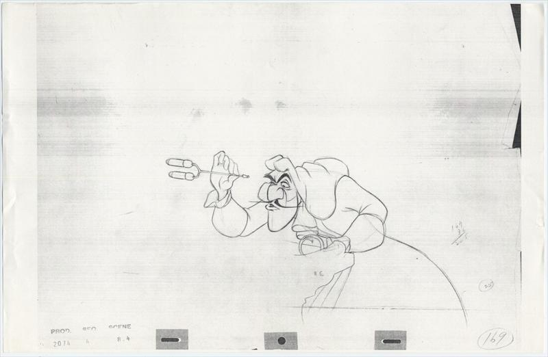 auction.howardlowery.com: Disney PETER PAN Set of 169