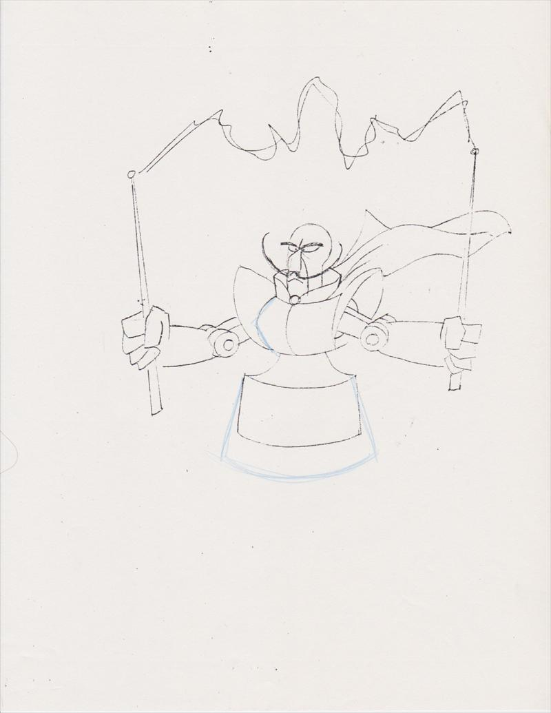 auction.howardlowery.com: Don Bluth DRAGON'S LAIR + SPACE