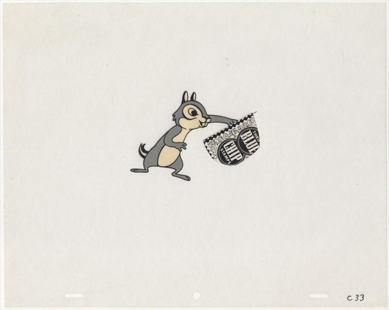 auction.howardlowery.com: 26 Animation Cels + Background