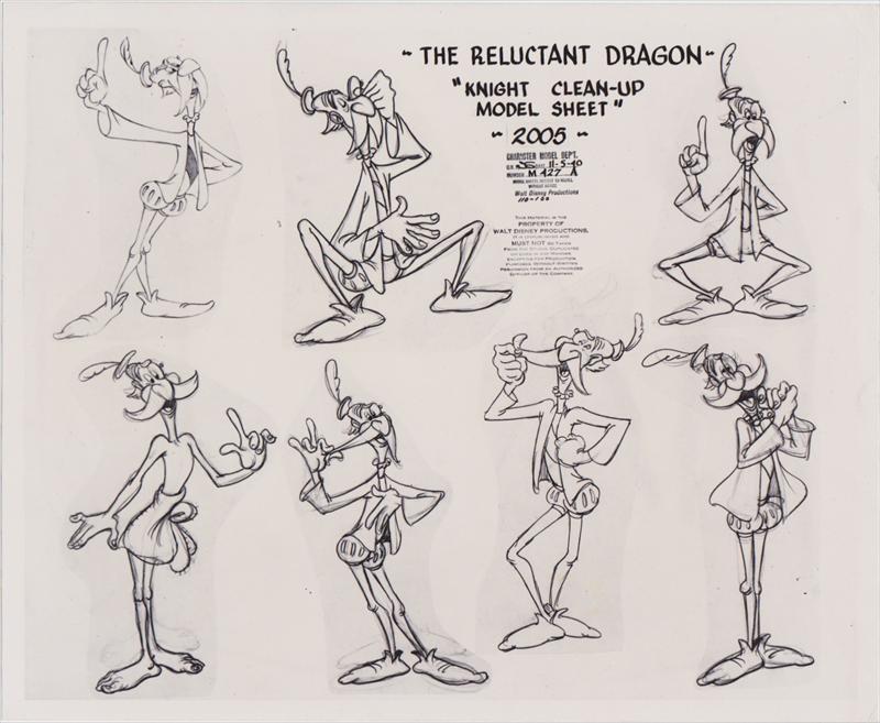 auction.howardlowery.com: 2 Walt Disney Productions THE