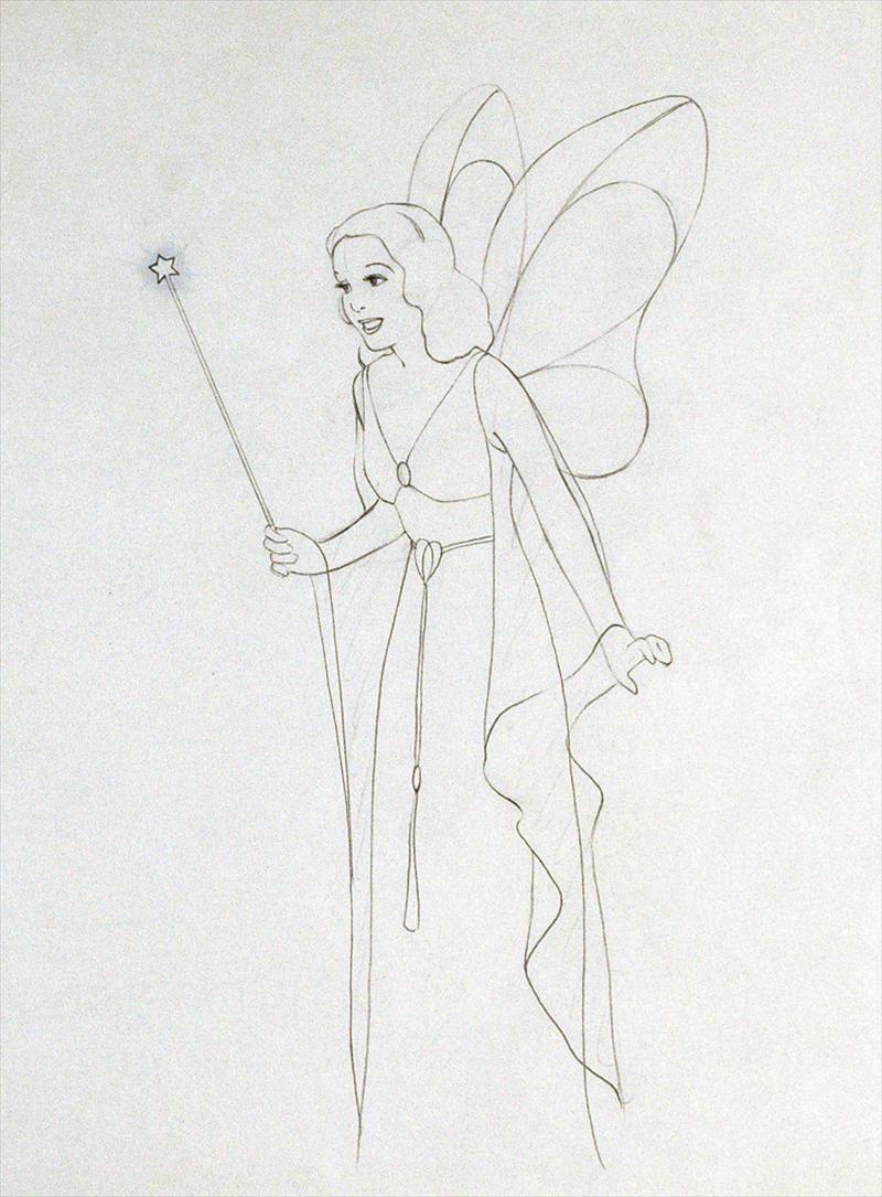 auction.howardlowery.com: Disney PINOCCHIO Animation