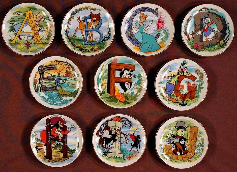 Disney Plate Set & Mickey Mouse Citrus Plate Set Sc 1 St