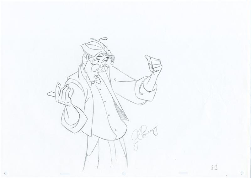 auction.howardlowery.com: Disney ATLANTIS THE LOST EMPIRE