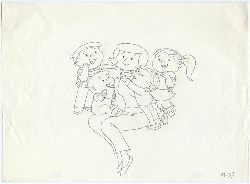 auction.howardlowery.com: Cullen-Kasden THE FAMILY CIRCUS