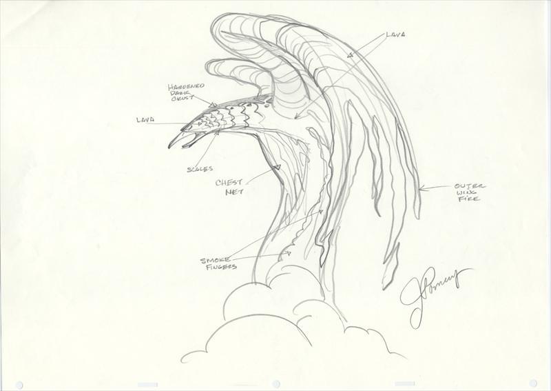 auction.howardlowery.com: Disney FANTASIA 2000 Animation