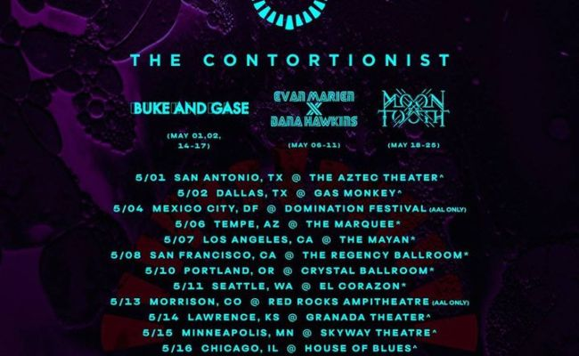 Animals As Leaders Tour Dates 2019 Concert Tickets Bandsintown