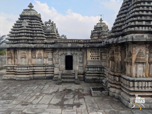 Early 12 th century Lakshmi Devi temple at Doddagaddavalli, Karnataka