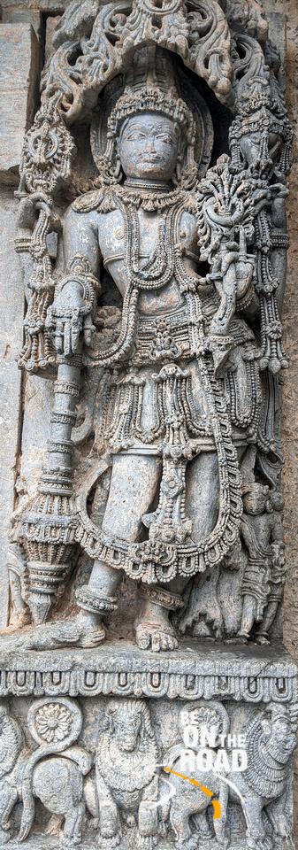 A Hoysala era specialty - Doddagaddavalli temple