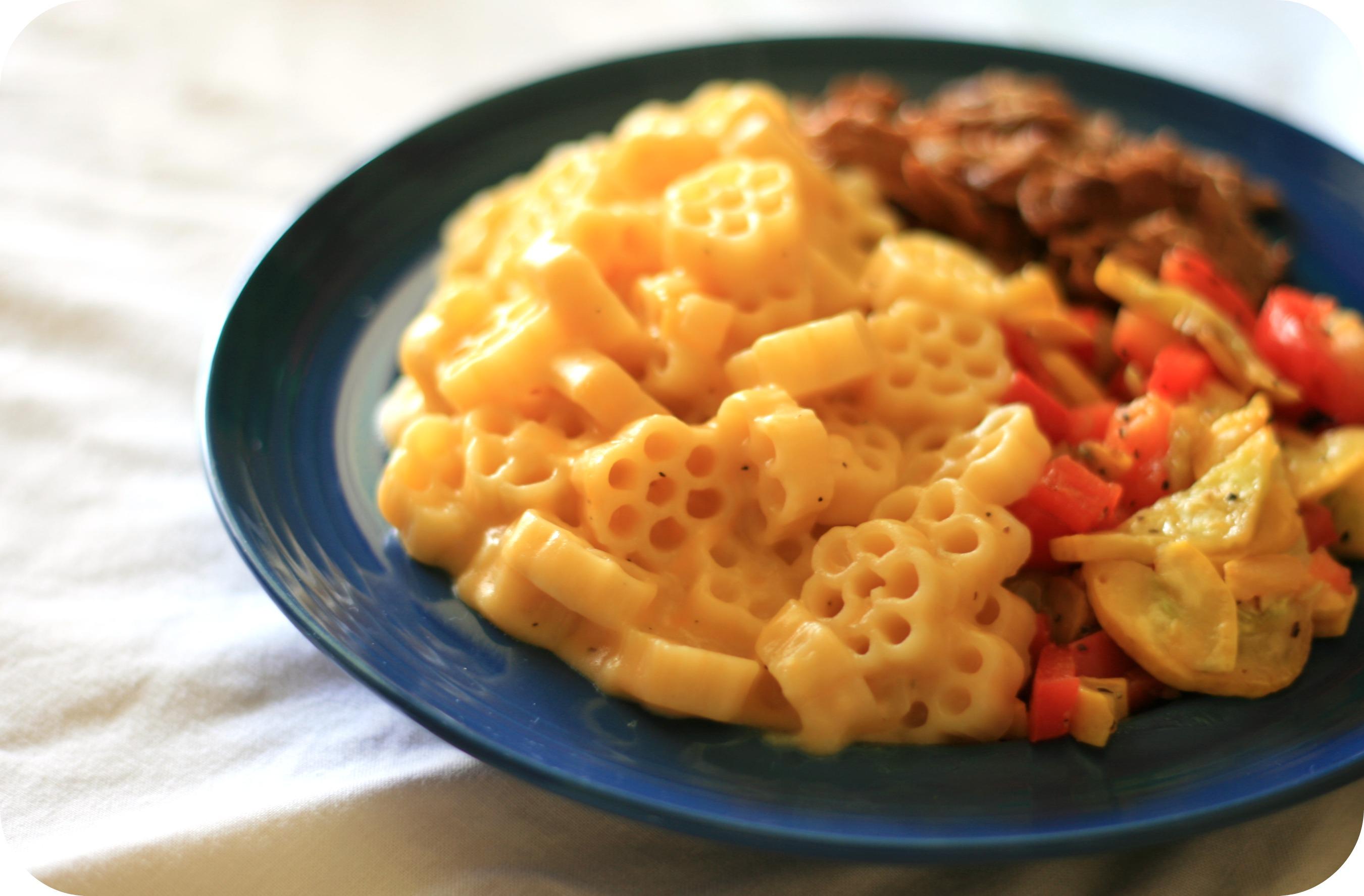 microwave mac n cheese
