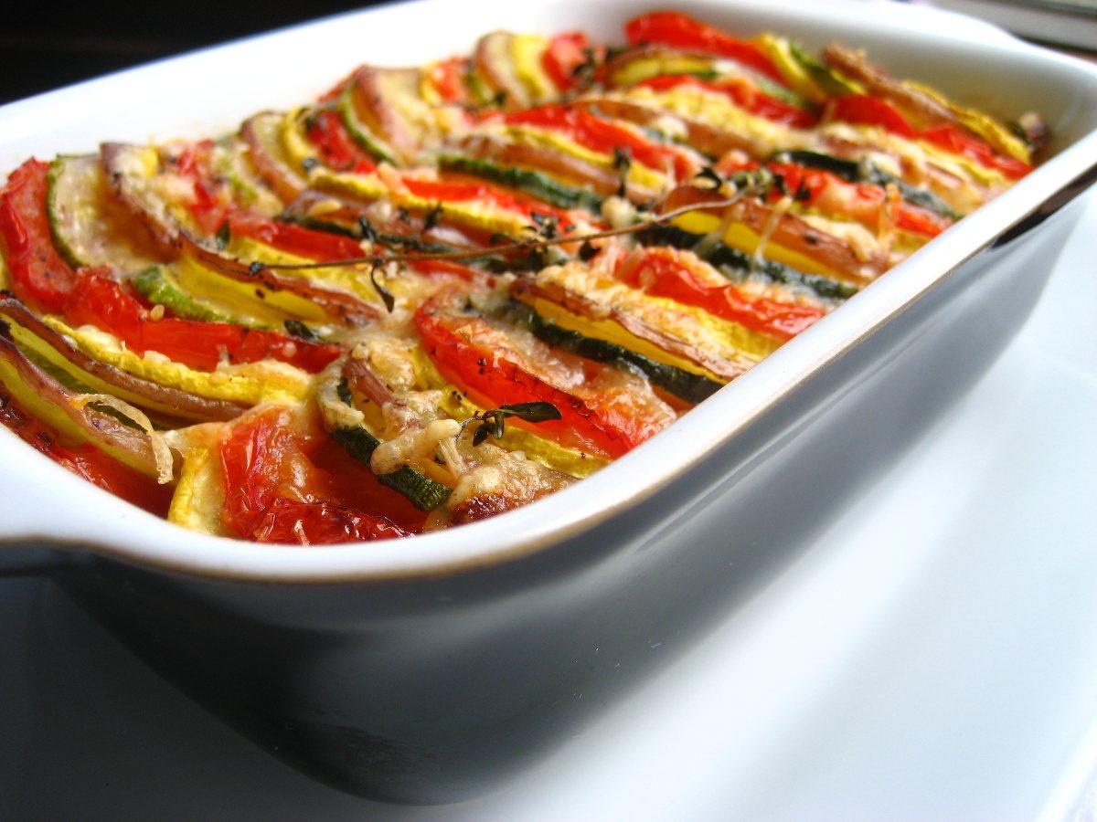 Vegetable Tian Ina Garten