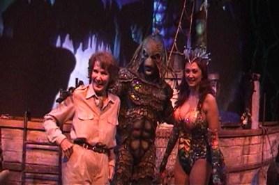 Creature from the Black Lagoon Ragin' Rockin' Show